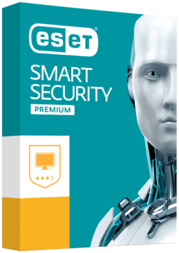 ESET Smart Security Premium box